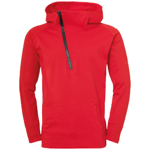 Jacket with hood Essential Pro - Red - Kids - 140