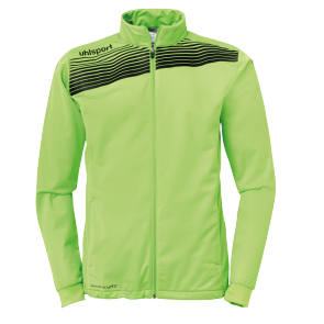 Training jacket Classic - Flash Green/black - Men - S