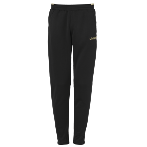 Sport trouser Liga 2.0 - Black/gold - Kids - 116