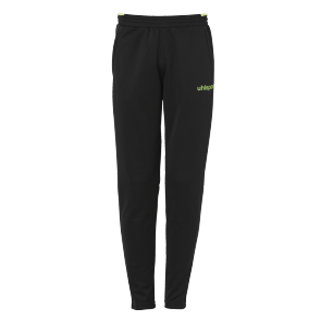 Sport trouser Liga 2.0 - Black/flash Green - Kids - 116