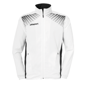 Training jacket Goal - White/black - Men - S