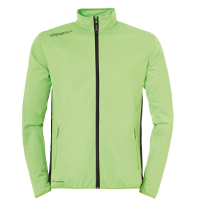 Training jacket Essential - Flash Green/black - Kids - 104