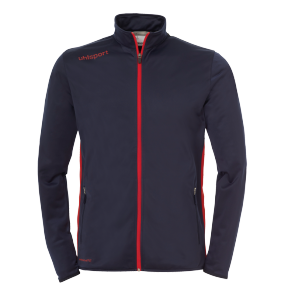 Training jacket Essential - Navy 14/red - Kids - 104