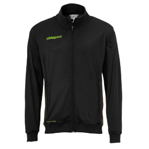 Training jacket Score - Black/fluo Green - Men - S