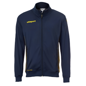 Training jacket Score - Navy/fluo Yellow - Men - S