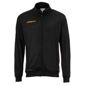 Training jacket Score - Black/fluo Orange - Men - S