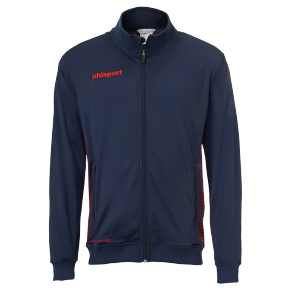 Training jacket Score - Navy/fluo Red - Men - S