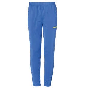 Sport trouser Score - Azure Blue/lime Yellow - Kids - 116