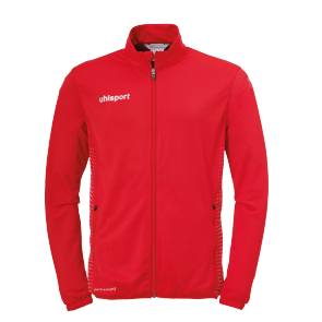 Training jacket Classic - Red/white - Kids - 116