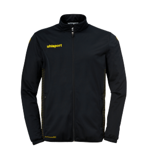 Training jacket Classic - Black/fluo Yellow - Kids - 116
