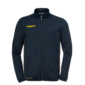 Training jacket Classic - Navy/fluo Yellow - Men - S