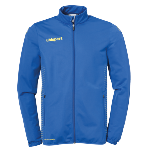 Training jacket Classic - Azure Blue/lime Yellow - Kids - 116