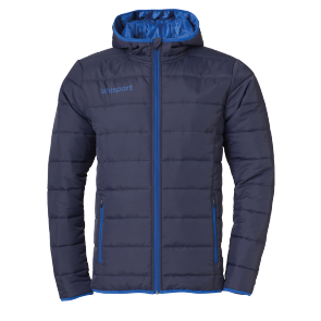 Jacket Essential - Navy/azure Blue - Men - S