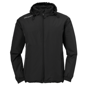 Jacket Essential - Black - Men - 4XL
