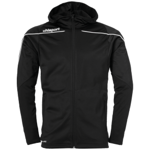 Training jacket Stream 22 - Black/white - Kids - 116