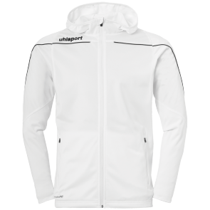 Training jacket Stream 22 - White/black - Kids - 116