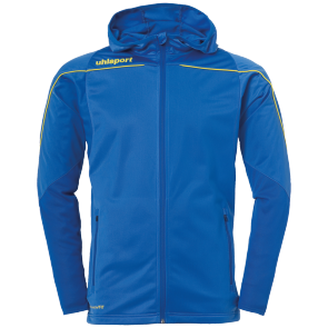 Training jacket Stream 22 - Azure Blue/lime Yellow - Kids - 116