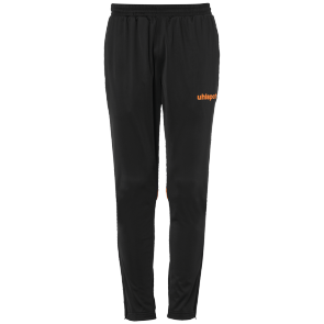 Sport trouser Stream 22 - Black/fluo Orange - Kids - 116