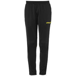 Sport trouser Stream 22 - Black/lime Yellow - Men - S