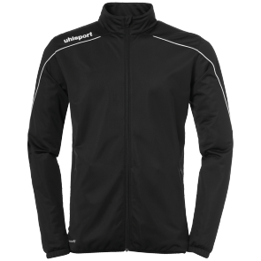 Training jacket Classic - Black/white - Kids - 104