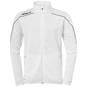 Training jacket Classic - White/black - Kids - 104