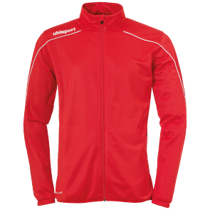 Training jacket Classic - Red/white - Men - S