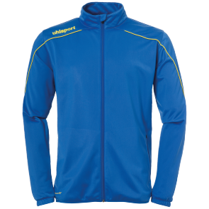 Training jacket Classic - Azure Blue/lime Yellow - Men - S