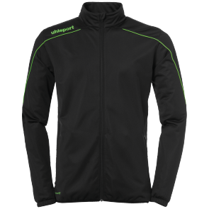 Training jacket Classic - Black/fluo Green - Kids - 104