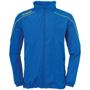 Jacket Stream 22 - Azure Blue/lime Yellow - Men - S