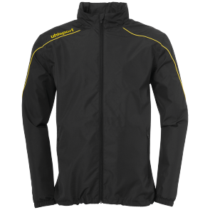 Jacket Stream 22 - Black/lime Yellow - Men - S