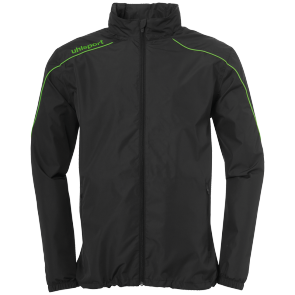 Jacket Stream 22 - Black/fluo Green - Kids - 104