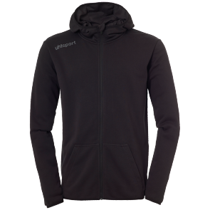 Jacket with hood Essential - Black - Men - S