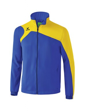 Club 1900 2.0 Presentation Jacket - Men - new royal blue/yellow