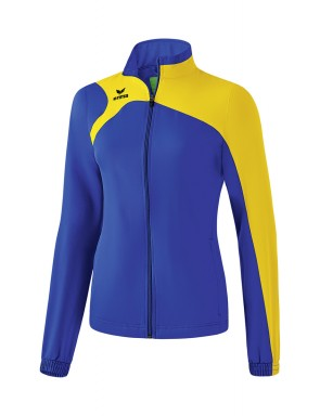 Club 1900 2.0 Presentation Jacket - Women - new royal blue/yellow