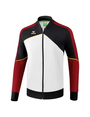 Premium One 2.0 Presentation Jacket - Kids - white/black/red/yellow