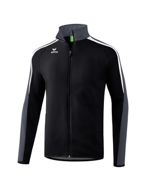 Liga 2.0 Presentation Jacket - Kids - black/white/dark grey