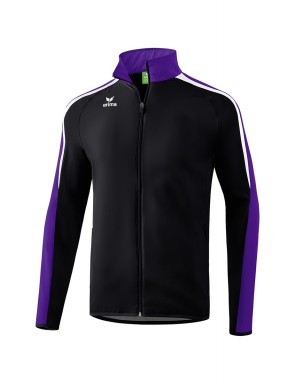 Liga 2.0 Presentation Jacket - Kids - black/dark violet/white
