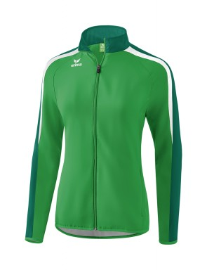 Liga 2.0 Presentation Jacket - Women - smaragd/evergreen/white