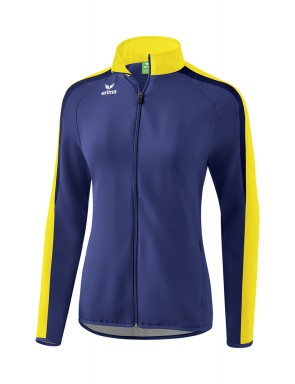 Liga 2.0 Presentation Jacket - Women - new navy/yellow/dark navy