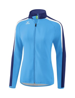 Liga 2.0 Presentation Jacket - Women - curacao/new navy/white