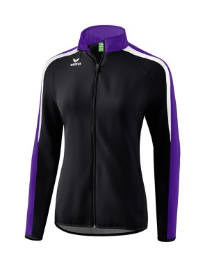 Liga 2.0 Presentation Jacket - Women - black/dark violet/white