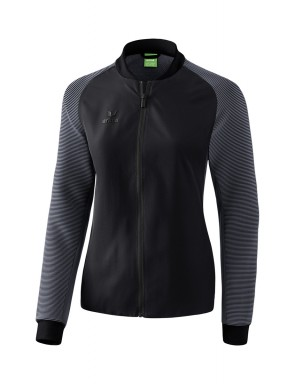 Leisure Jacket - Women - black/grey