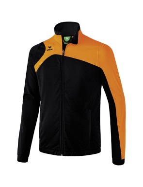Veste en polyester Club 1900 2.0 - Homme - noir/orange