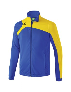 Club 1900 2.0 Polyester Jacket - Men - new royal blue/yellow