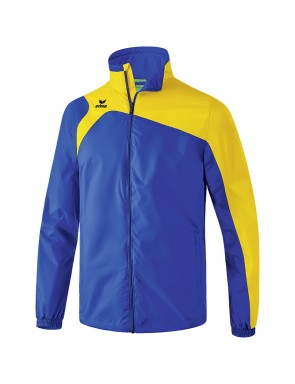 Club 1900 2.0 All-weather Jacket - Men - new royal blue/yellow