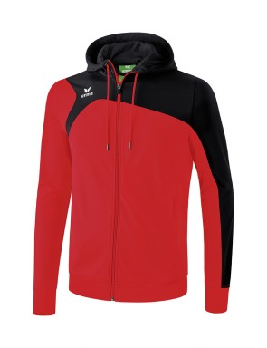 Club 1900 2.0 Training Jacket with Hood - Men - red/black