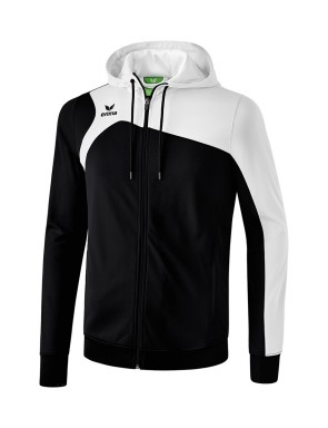 Club 1900 2.0 Training Jacket with Hood - Kids - black/white