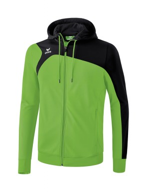 Club 1900 2.0 Training Jacket with Hood - Kids - green/black