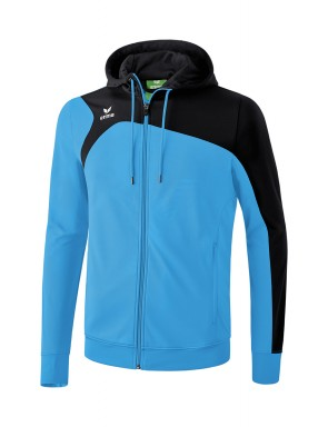 Club 1900 2.0 Training Jacket with Hood - Men - curacao/black