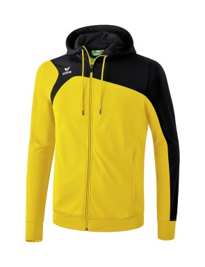 Club 1900 2.0 Training Jacket with Hood - Kids - yellow/black